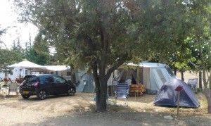 camping au bord du Cesse