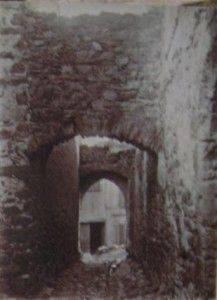le vieux porte