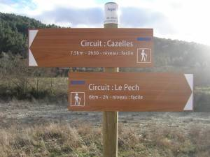 Circuits de randonnées