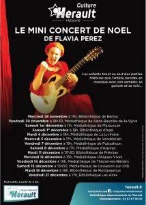 Mini Concert de NOEL @ Salle des fêtes | Agel | Occitanie | France