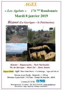 """Randonnée à Bizanet """"la garrigue - le patrimoine"""" @ Bizanet"""