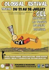 Colossal Festival Théâtre @ AGEL